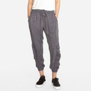 Johnny Was Ramble Pull On Cargo Jogger Pants